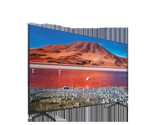 عکس مربوط به تلویزیون سام الکترونیک مدل ۵۸TU6500 است.