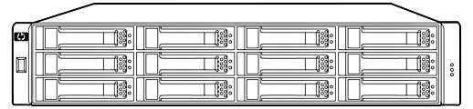 HPE MSA 2040 Storage (LFF)